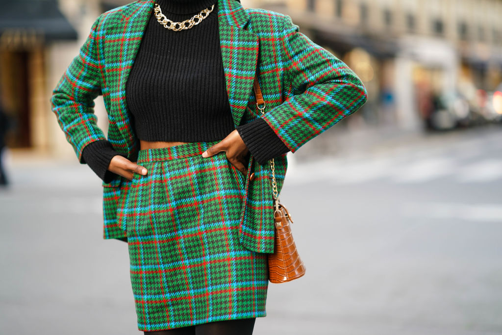 трендовые юбки зима