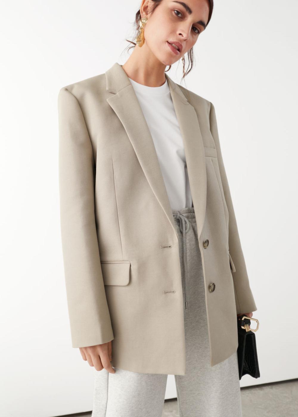 пиджак женский базовый